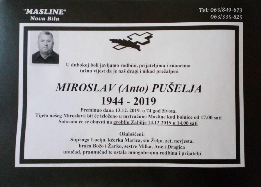 Miroslav Pušelja