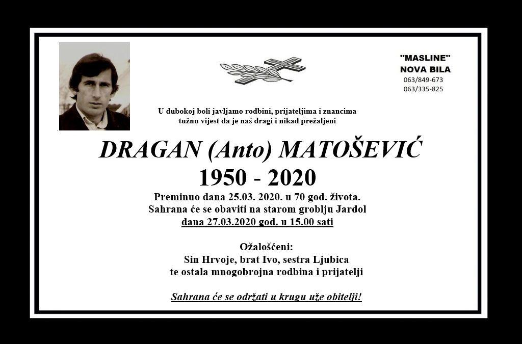 Dragan (Anto) Matošević