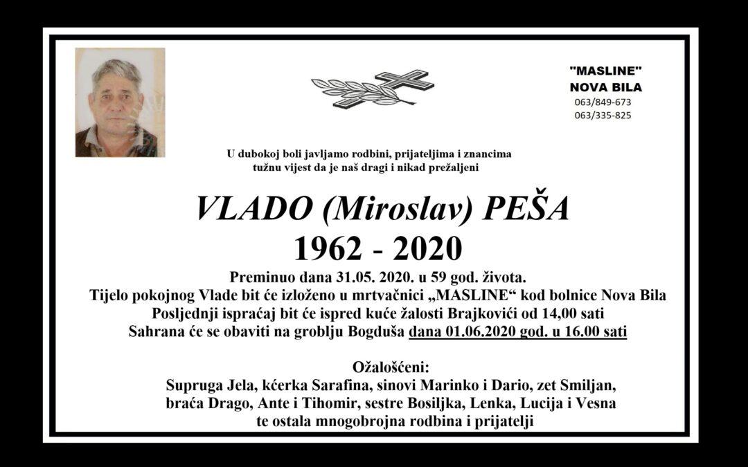 Vlado (Miroslav) Peša