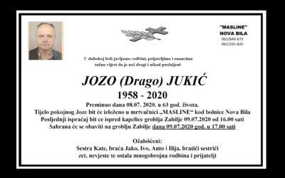 Jozo (Drago) Jukić