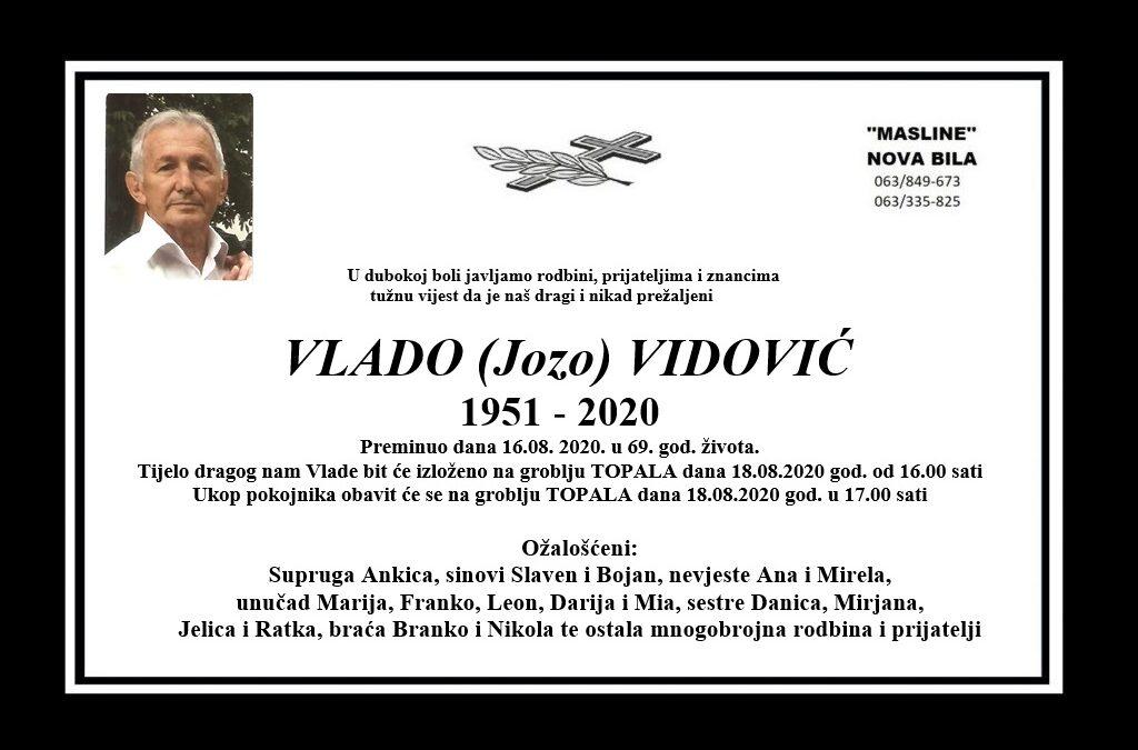 Vlado (Jozo) Vidović