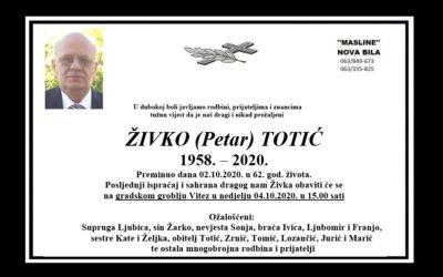 Živko (Petar) Totić