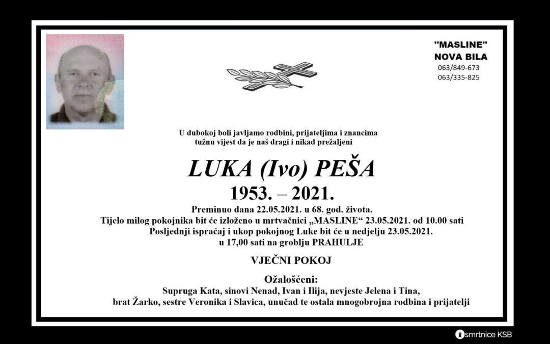 Luka (Ivo) Peša